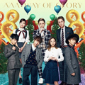 WAY OF GLORY(DVD+グッズ(ブランケット)付) 初回限定盤/AAA